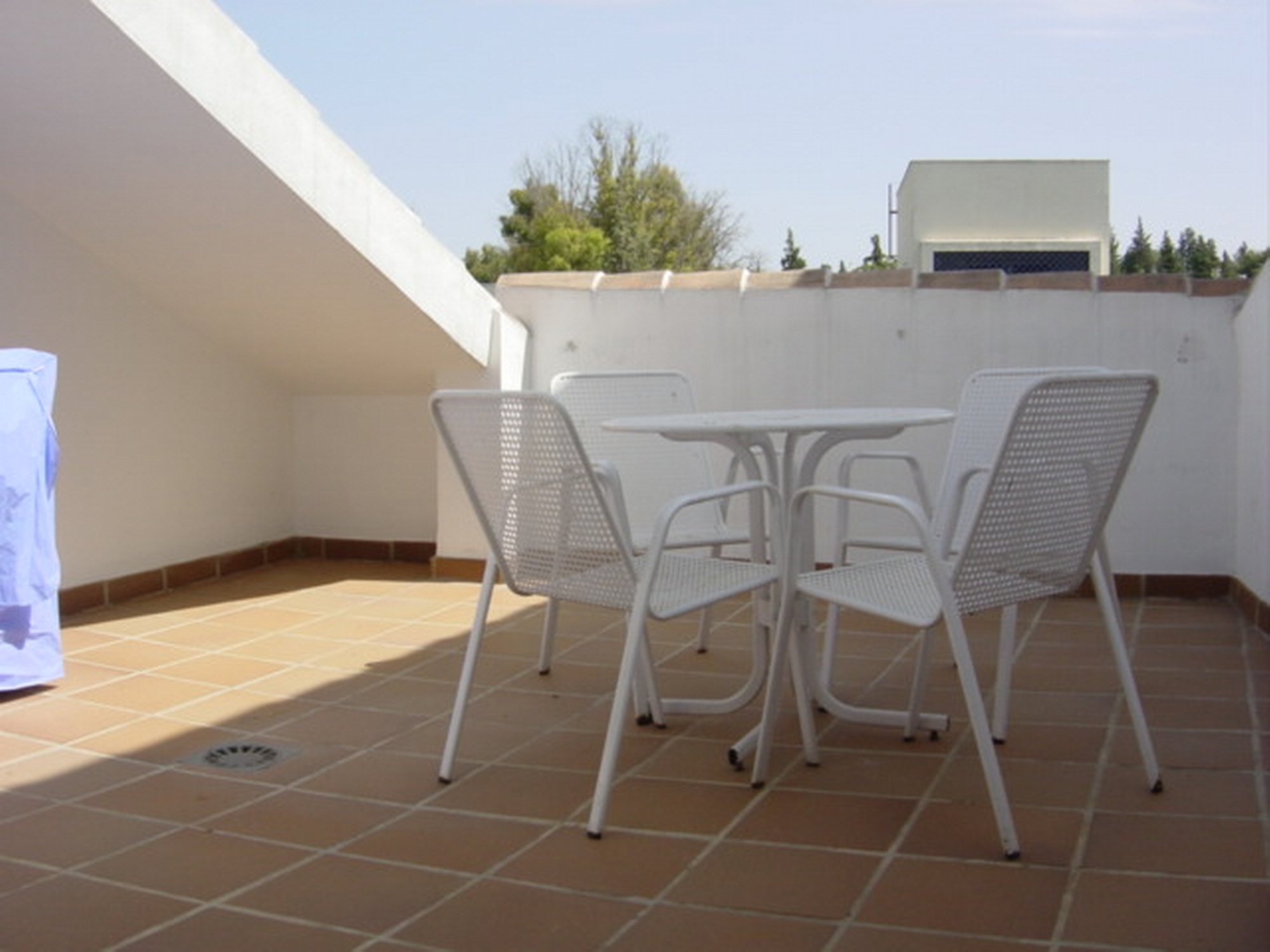 Attic apartment with wonderful roof terrace (Ref-01543)